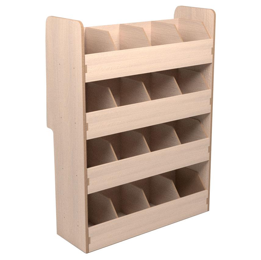 Plywood Van Racking