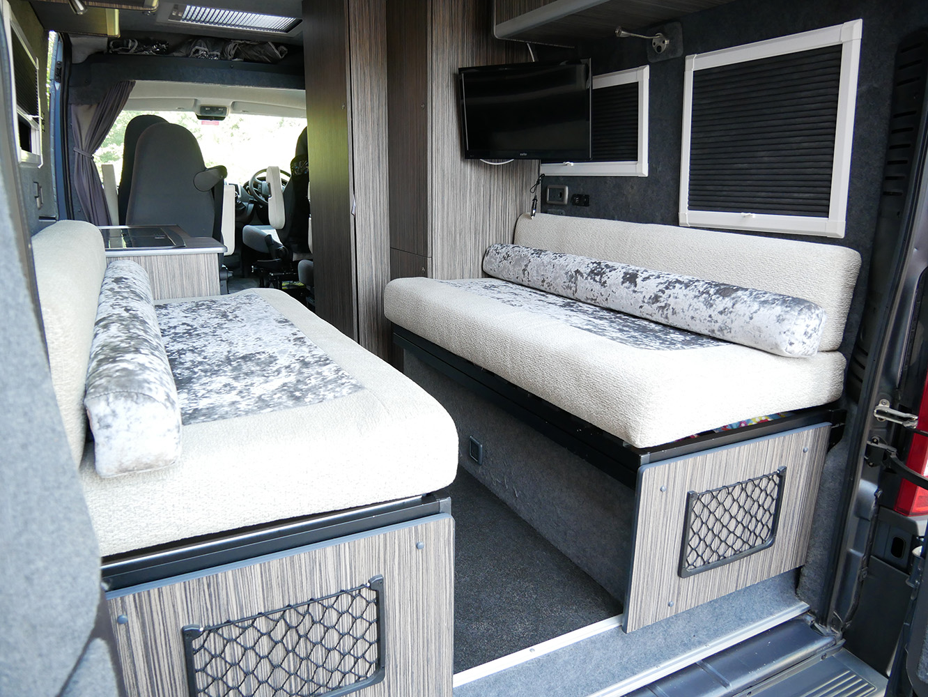 Fiat Ducato Camper Conversion