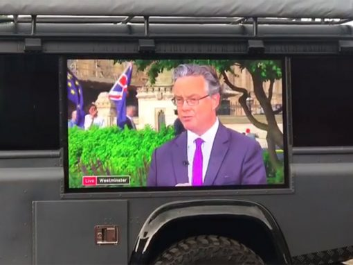 Land Rover TV