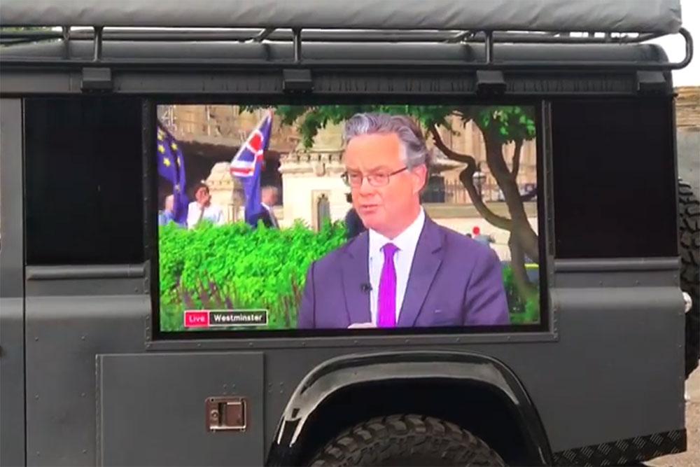 Land Rover TV