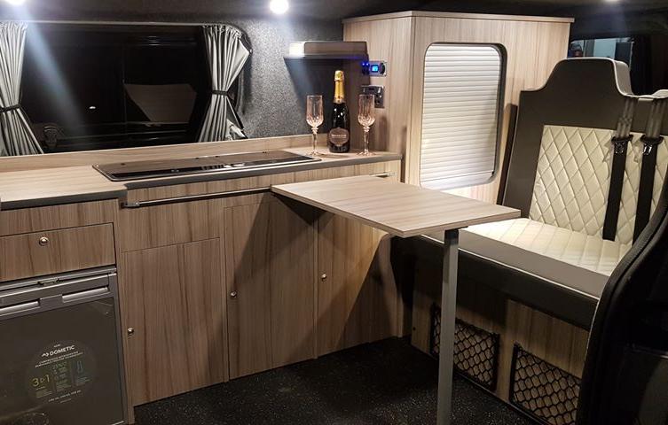 Campervan Kitchens